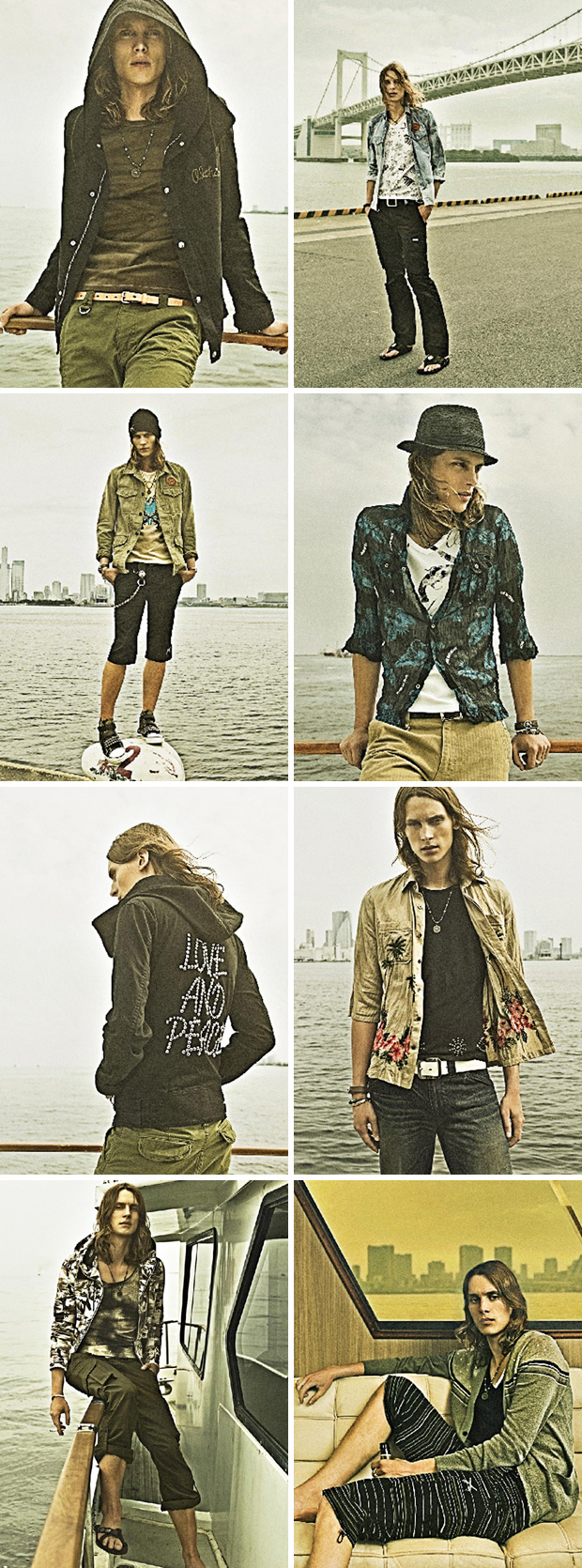roar 2011 springsummer aloha collection