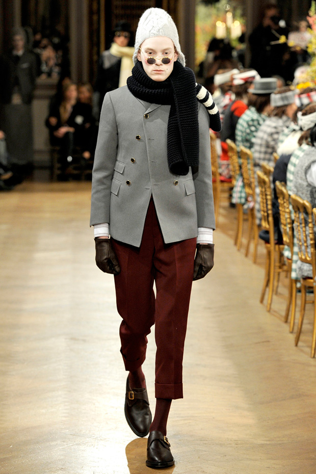 thom browne 2011 fall collection