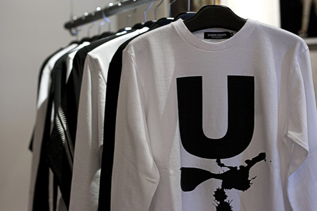 undercover 2011 springsummer underman photo exhibition recap