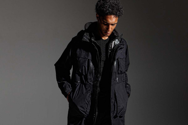 white mountaineering blk 2010 fallwinter collection