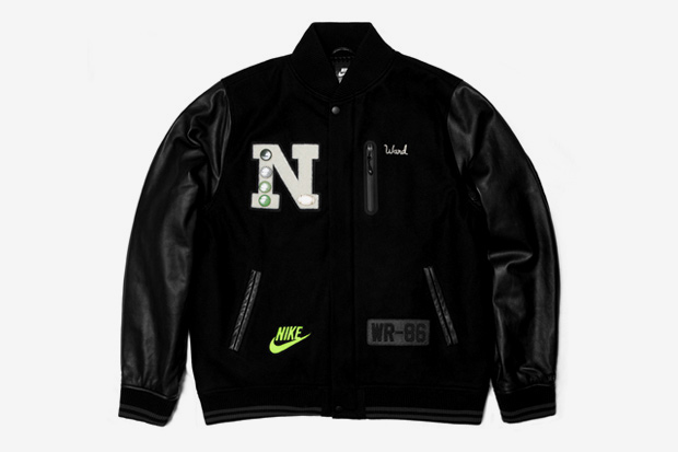 aaron rodgers donald driver hines ward and troy polamalu x nike sportswear destroyer jackets