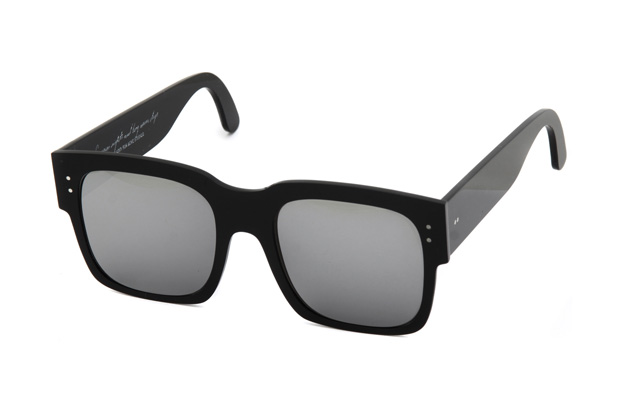 acne x thierry lasry helvin sunglasses