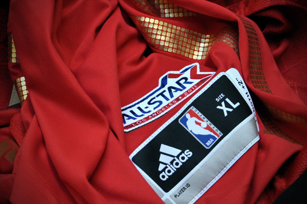 adidas 2011 nba all star limited edition jerseys