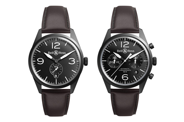 bell ross vintage original carbon watches