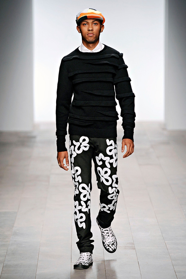 christopher shannon 2011 fallwinter collection