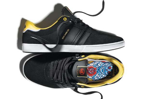 cliche x dvs andrew brophy sneakers
