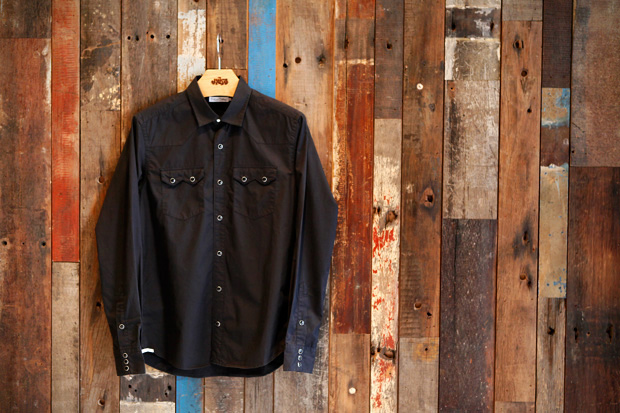 clot x deluxe midnight cowboy shirt