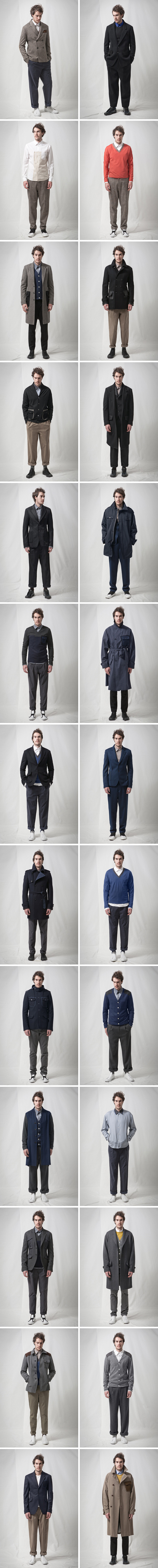 cy choi 2011 fallwinter inosculation collection