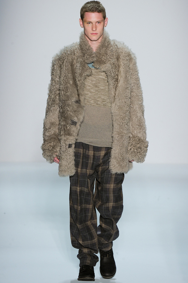 duckie brown 2011 fallwinter collection