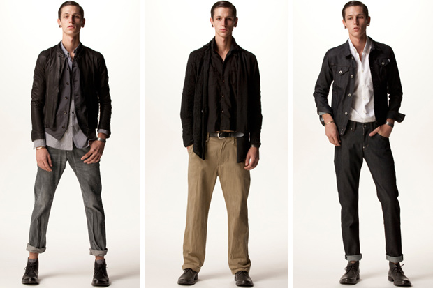 factotum 2011 springsummer exile collection