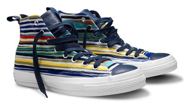 missoni x converse chuck taylor 2011 springsummer collection