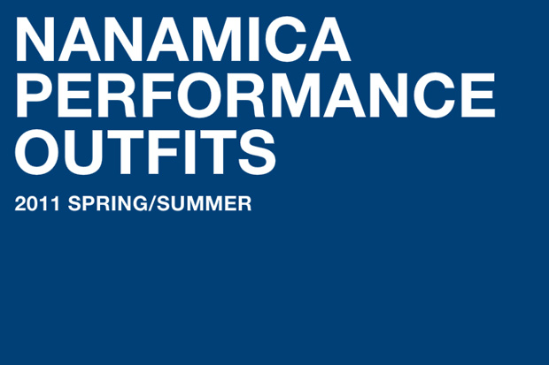 nanamica performance outfits 2011 springsummer collection