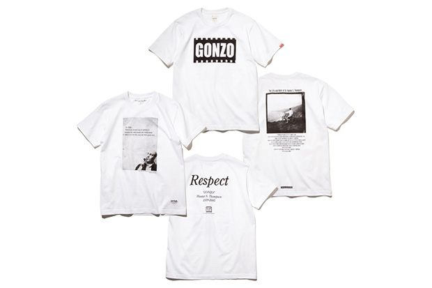 neighborhood forty percents against rights gonzo t shirts