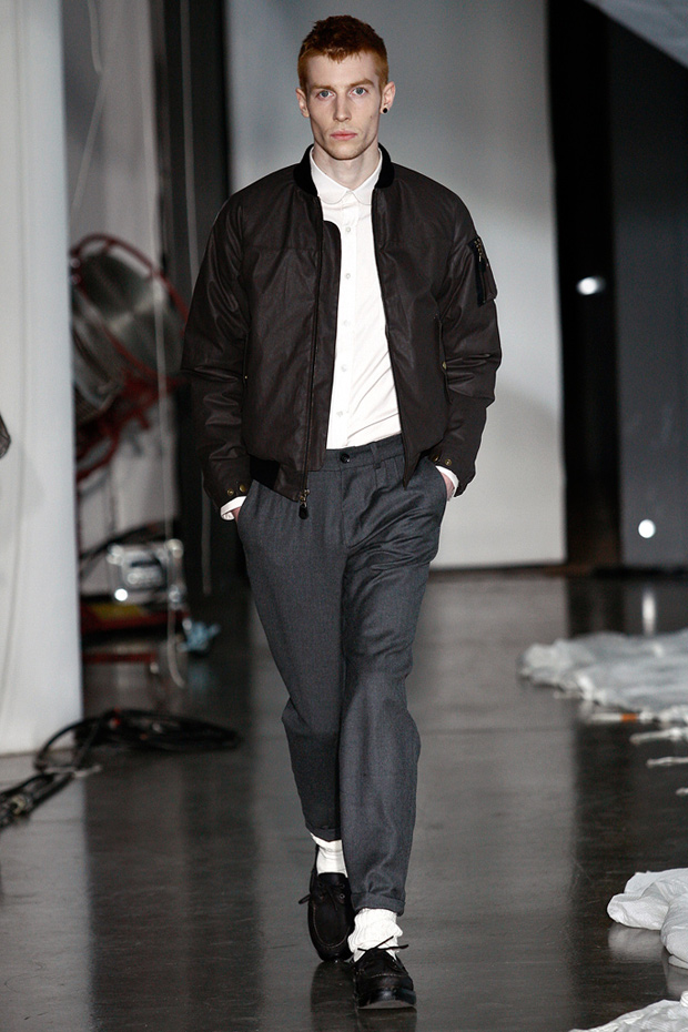 patrik ervell 2011 fallwinter collection
