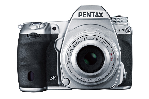 pentax k 5 silver edition
