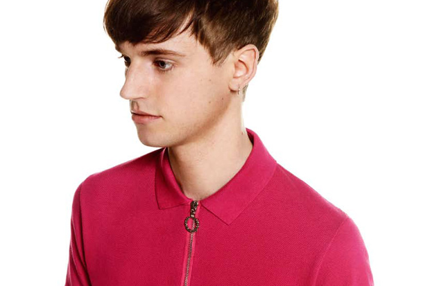 Raf Simons x Fred Perry 2011 Spring/Summer Collection ...