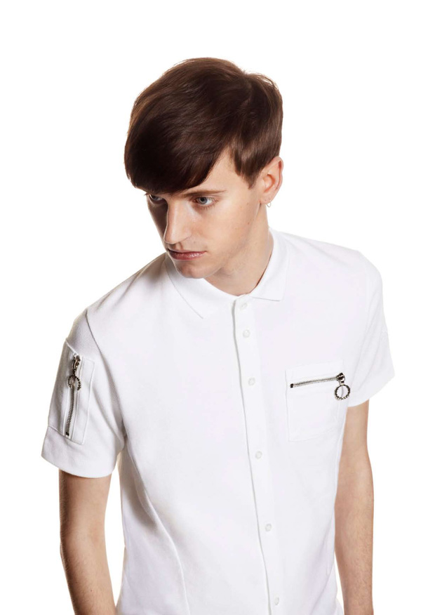 560952d2e6f00 ... Raf Simons x Fred Perry 2011 Spring Summer Collection