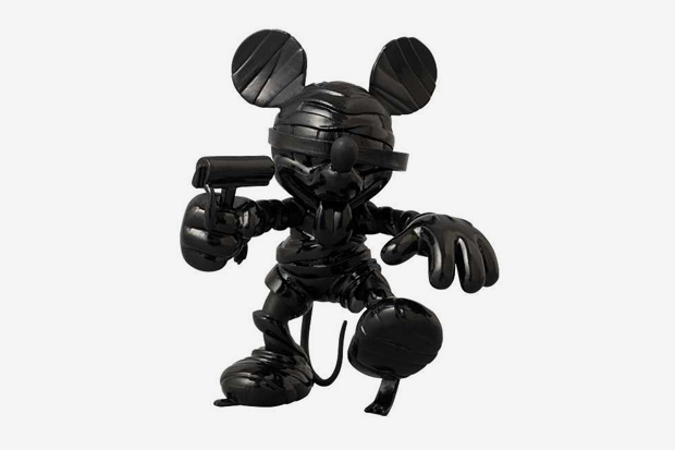 roen x disney udf mickey mouse tone on tone collection