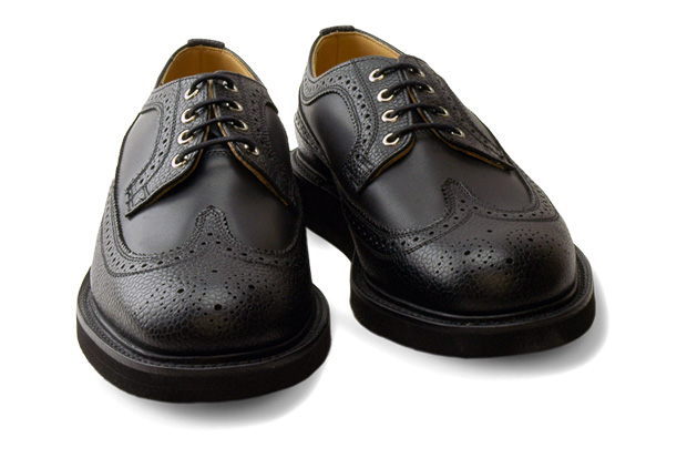 sdouble longwing brogues