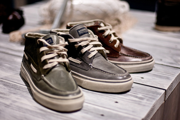 Sperry Top-Sider Bahama Chukka Boot Preview | HYPEBEAST