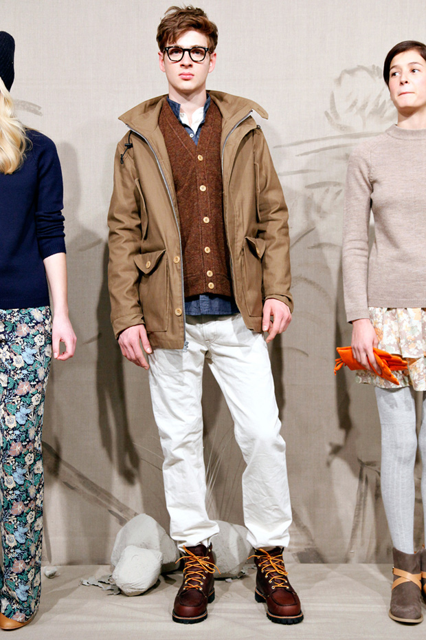 steven alan 2011 fallwinter collection