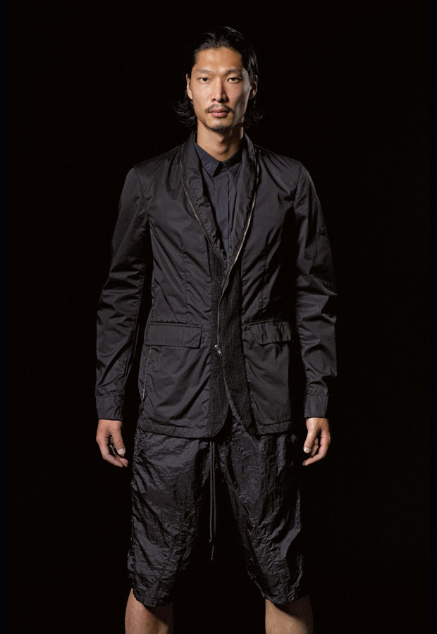 stone island shadow 2011 springsummer lookbook