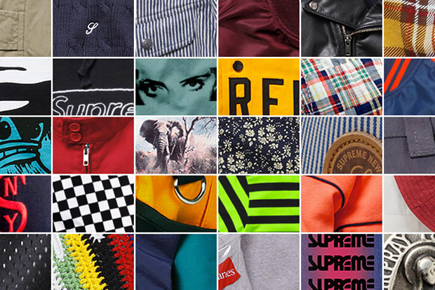 supreme 2011 springsummer collection