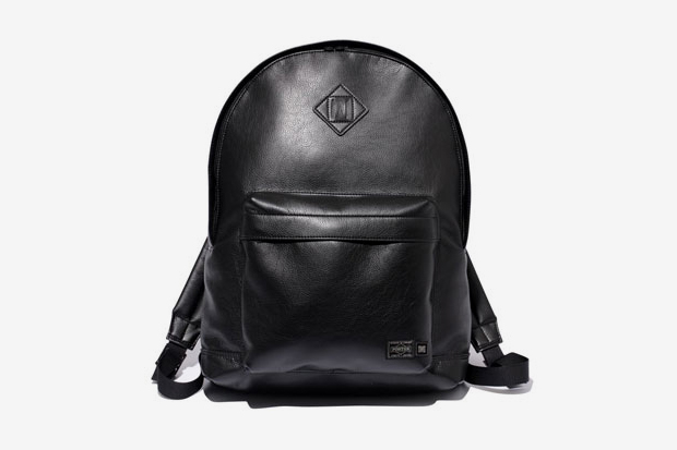 swagger x porter black leather collection