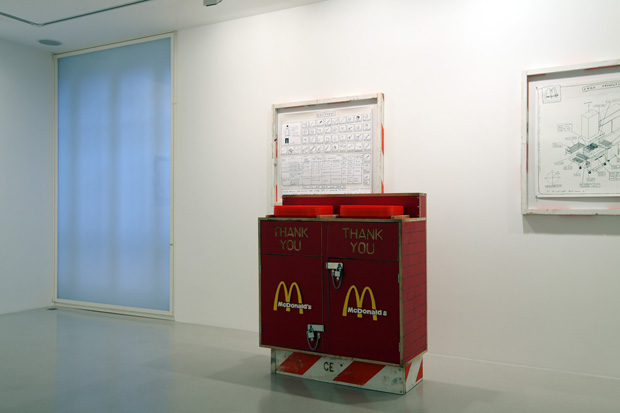 tom sachs drawings 2000 2010 exhibition