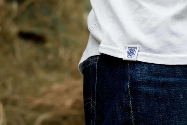 umbro modern england collection by peter saville