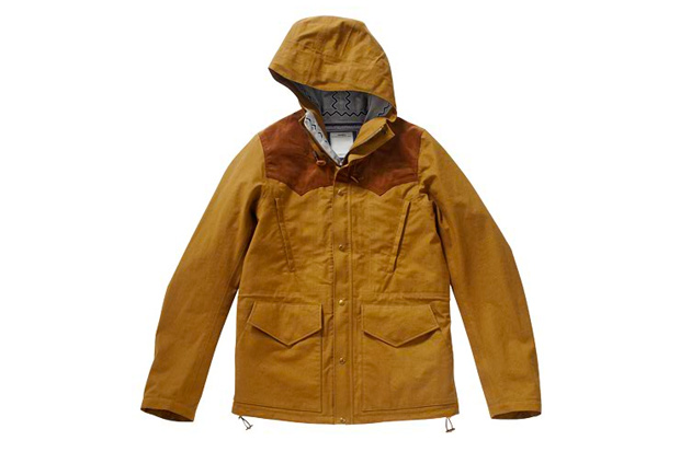 visvim chieftain 3l gore tex jacket