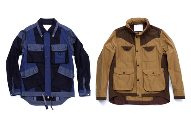white mountaineering 2011 springsummer collection