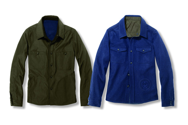 woolrich richard byrd capsule collection