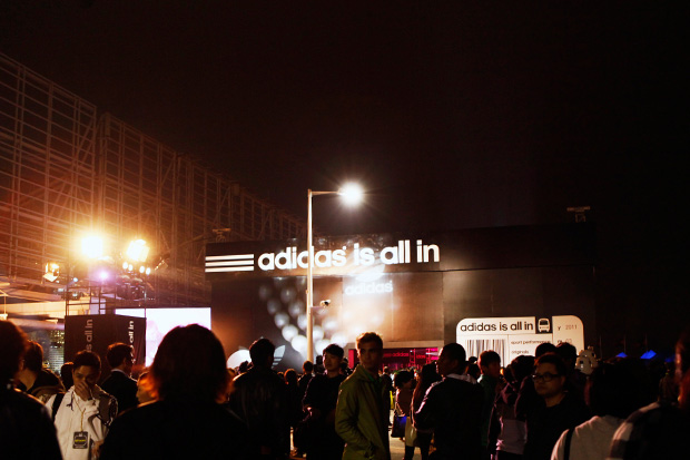 adidas all in