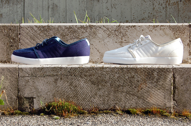 """adidas Originals premiers a couple of new colorways in the brand s """"Summer  Deck"""" model for Spring 2011. Much like last year s version 0c6db3e72"""