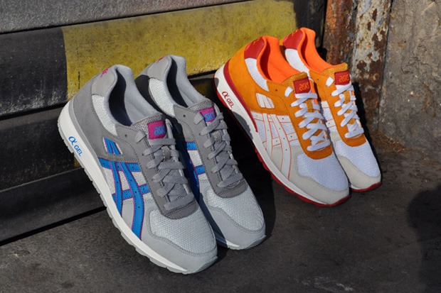 asics 2011 spring gt ii new releases