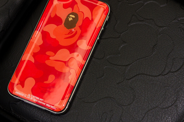 bape store seoul exclusive iphone case