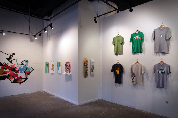 bodega x greg lamarche pop up shop the fourth wall project