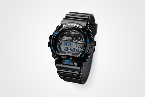 casio bluetooth low energy g shock