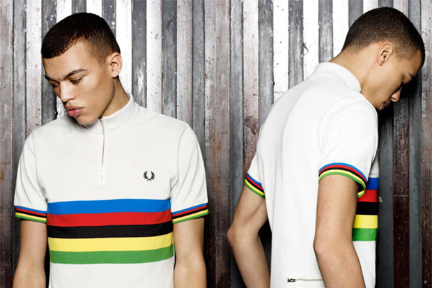 fred perry cycling blank canvas shirts