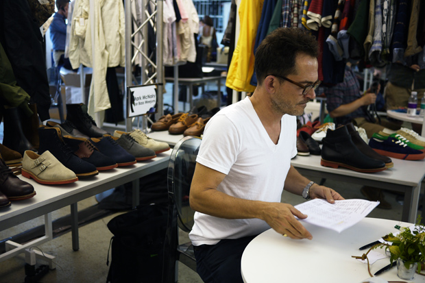gq what you can learn from the master modern cobbler with mark mcnairy