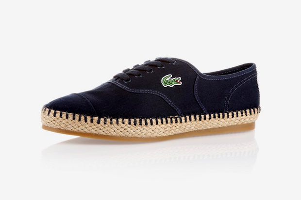 lacoste for size 2011 spring footwear collection