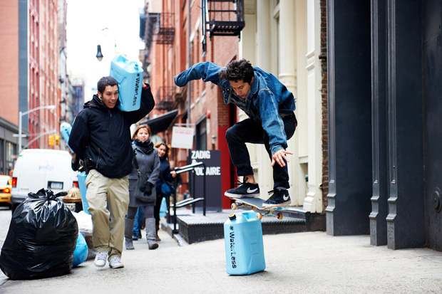 levis x water org 2011 water march