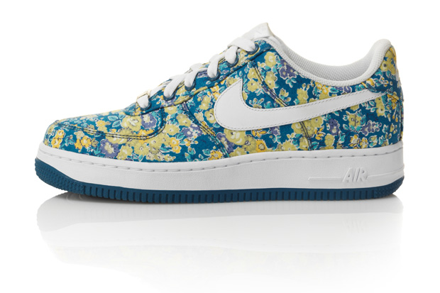liberty x nike sportswear 2011 summer collection