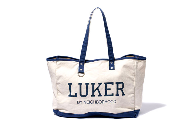 luker by neighborhood chaos c tote bag