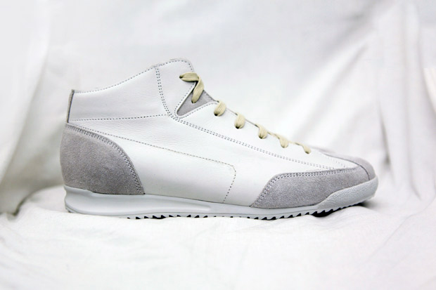 maison martin margiela new training shoe hi