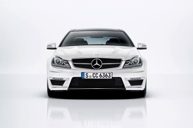 mercedes benz 2012 c63 amg coupe
