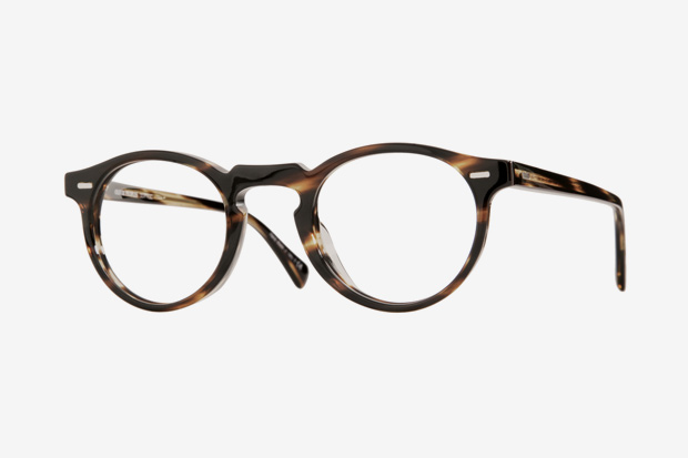 oliver peoples gregory peck collection