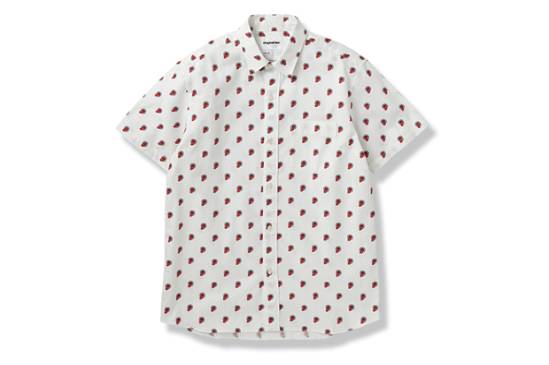 originalfake hs circle teeth taste dots shirt
