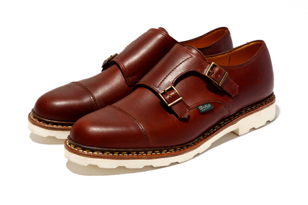 http://hypebeast.com/2011/3/paraboot-for-united-arrows-double-monk-strap
